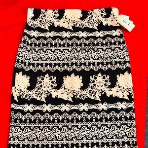NWT-ECI Midi Bodycon Skirt